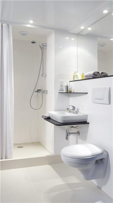 Stylish Prefabricated Bathrooms Penciljazz Architecture