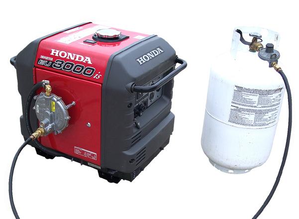 Honda Backup Generator