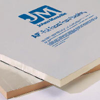 John Mansville AP Foil Faced Rigid Foam