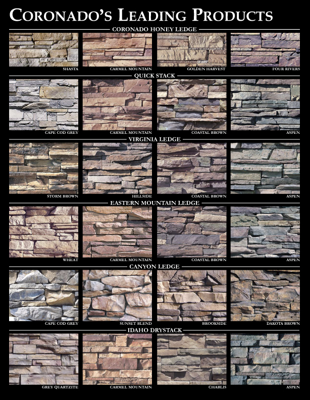 Stone veneer endurance natural beauty penciljazz Stone products for home exterior