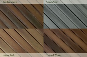 Siesta Hardwood Decking